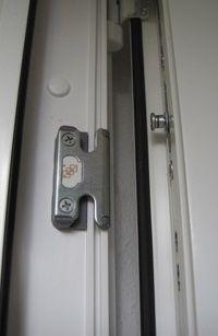Fabulous Pilzkopfverriegelung nachrüsten - für die Terrassentür & Fenster TQ03