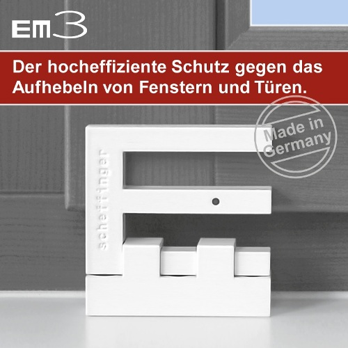 riegel besserer einbruchschutz f r fenster die balkon terrassent r. Black Bedroom Furniture Sets. Home Design Ideas