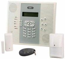 ABUS Funkalarmset -Funkalarmzentrale FU9000
