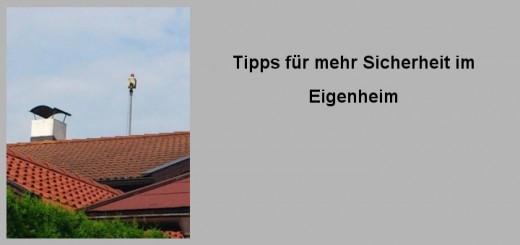 Einbruchschutz-Sicherheit-Eigenheim
