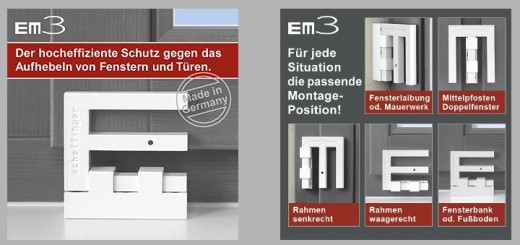 em3 riegel archives einbruchschutz fenster blog. Black Bedroom Furniture Sets. Home Design Ideas