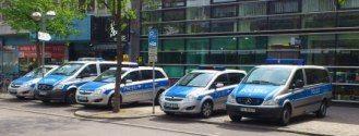 Pressemeldung der Polizei