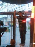 Sicherheitsfolie Montage Hannover