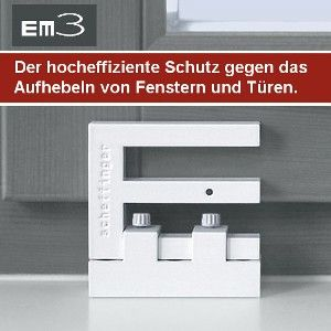 scheffinger em3 riegel einbruchschutz sicherheit zum. Black Bedroom Furniture Sets. Home Design Ideas