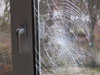 Sicherheitsfolie für Terrassentüren