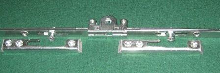 Fenstergetriebe - Pilzkopfverriegelung