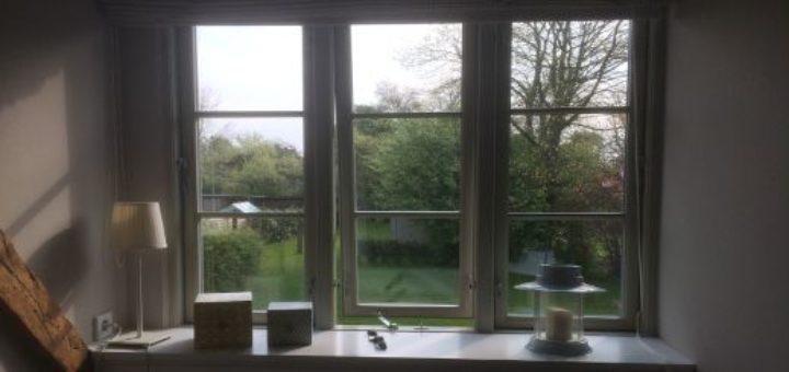 nach-aussen-öffnende Fenster
