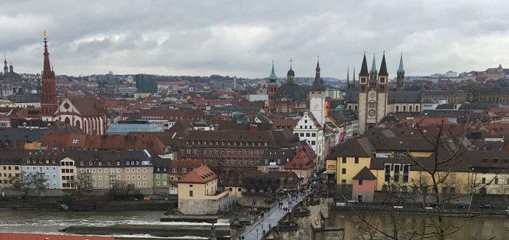 Würzburg-Sicherheitsfolie